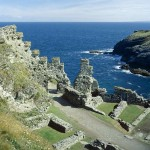 Tintagel Castle, King Arthur.