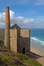 Cornwall famous Tin Mines